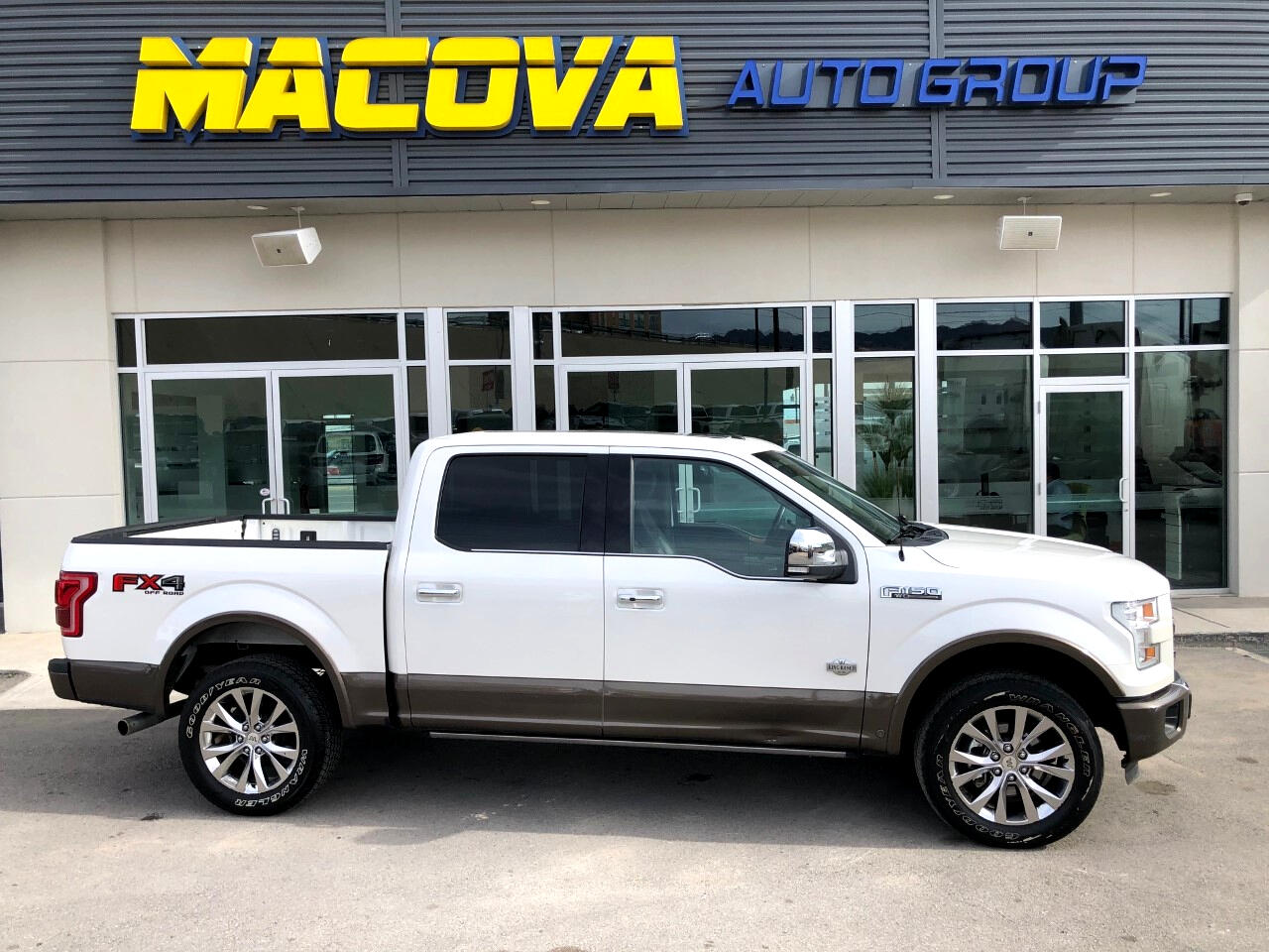 Ford F-150 King Ranch SuperCrew 6.5-ft. 4WD 2016
