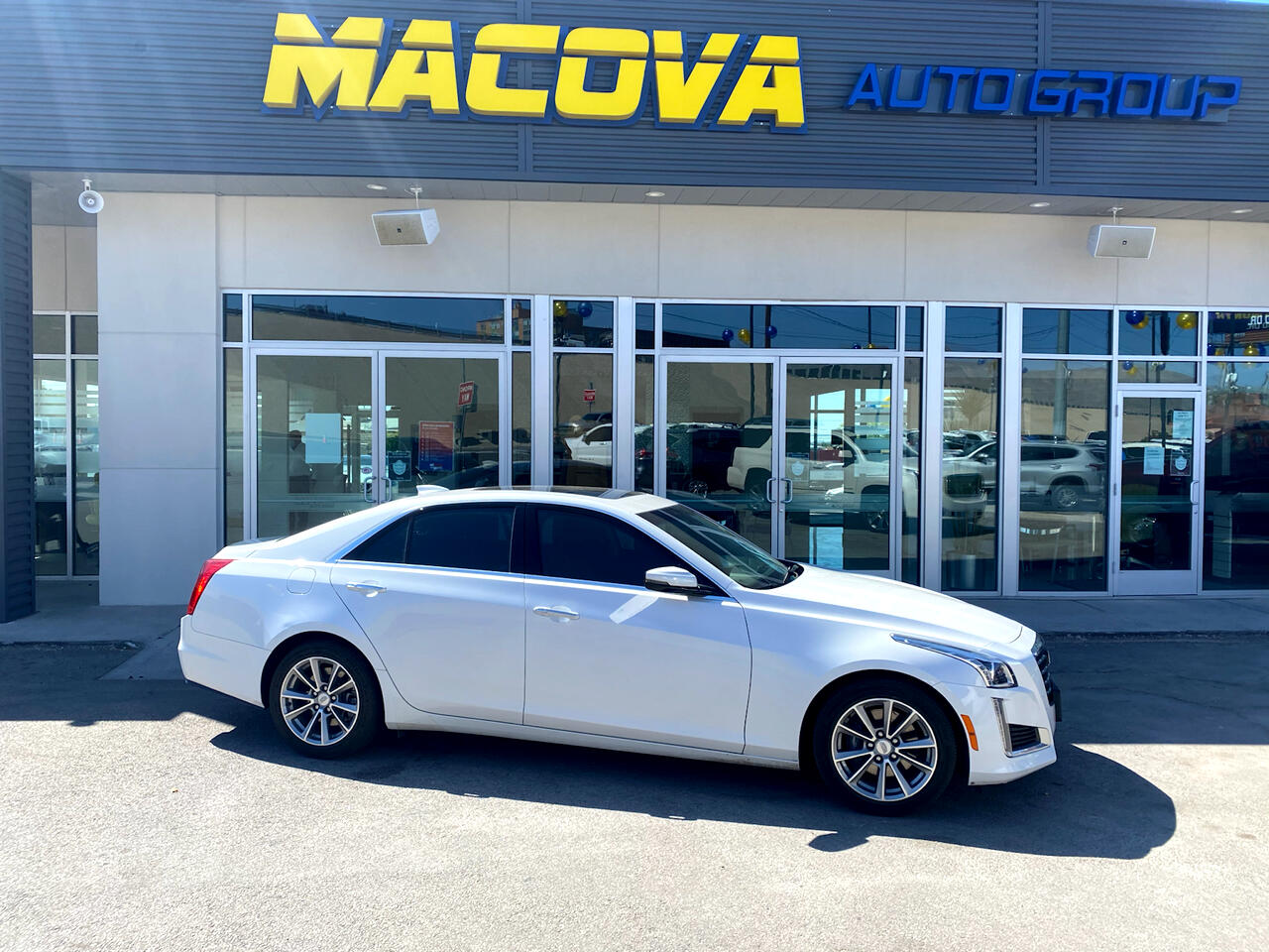Cadillac CTS 3.6 Luxury 2017