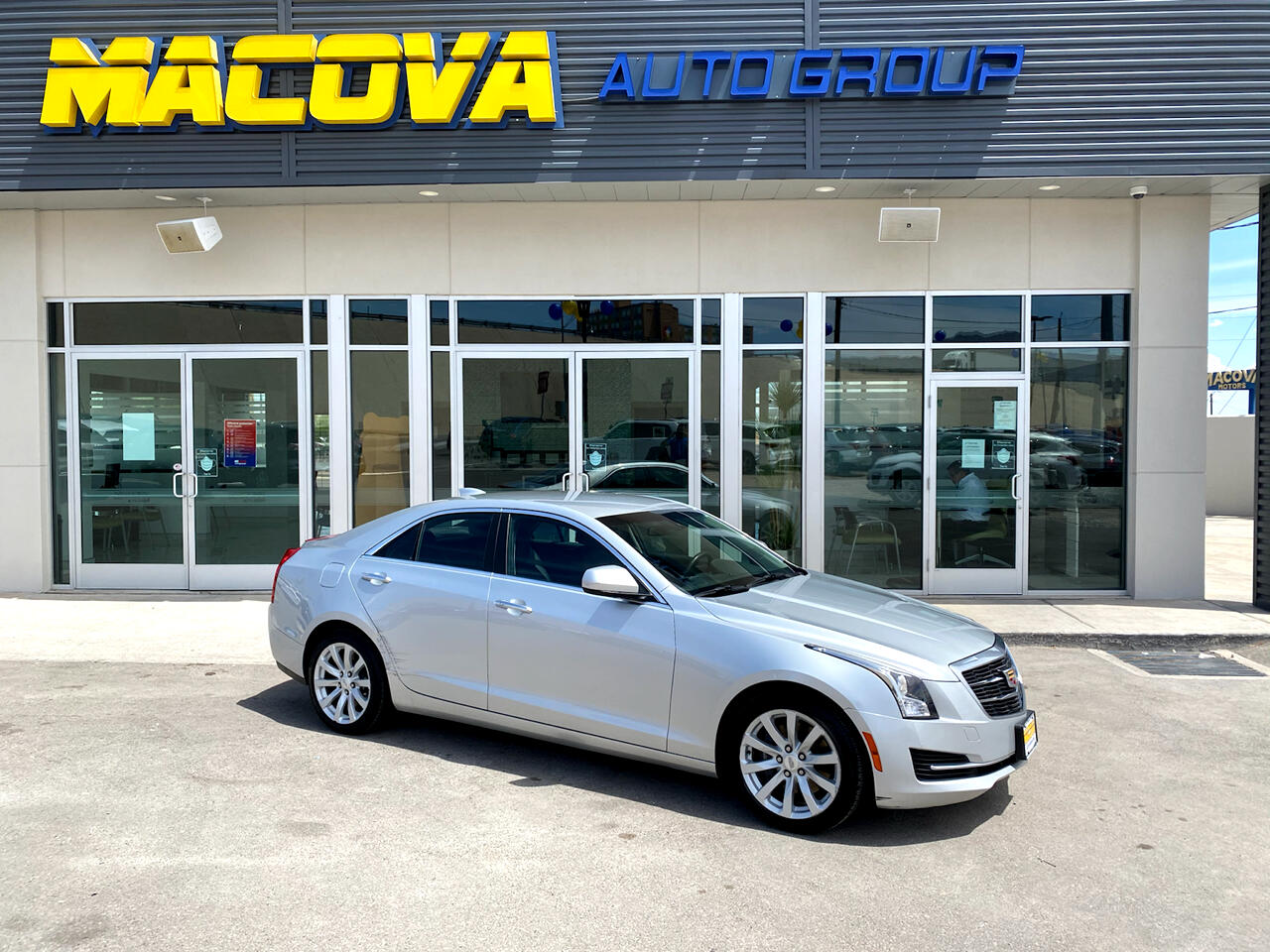 Cadillac CTS 2.0L Turbo Luxury RWD 2016