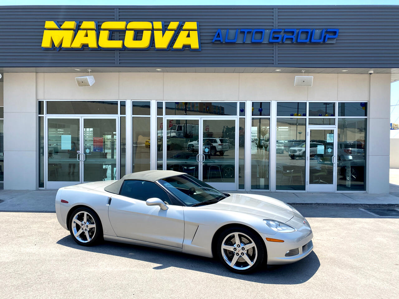 Chevrolet Corvette Convertible LT2 2007