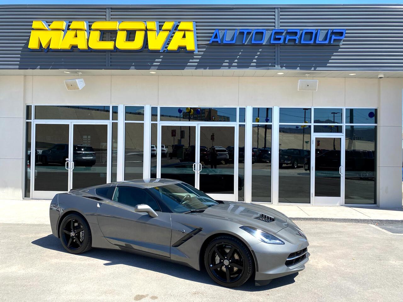 Chevrolet Corvette 1LT Coupe Automatic 2015