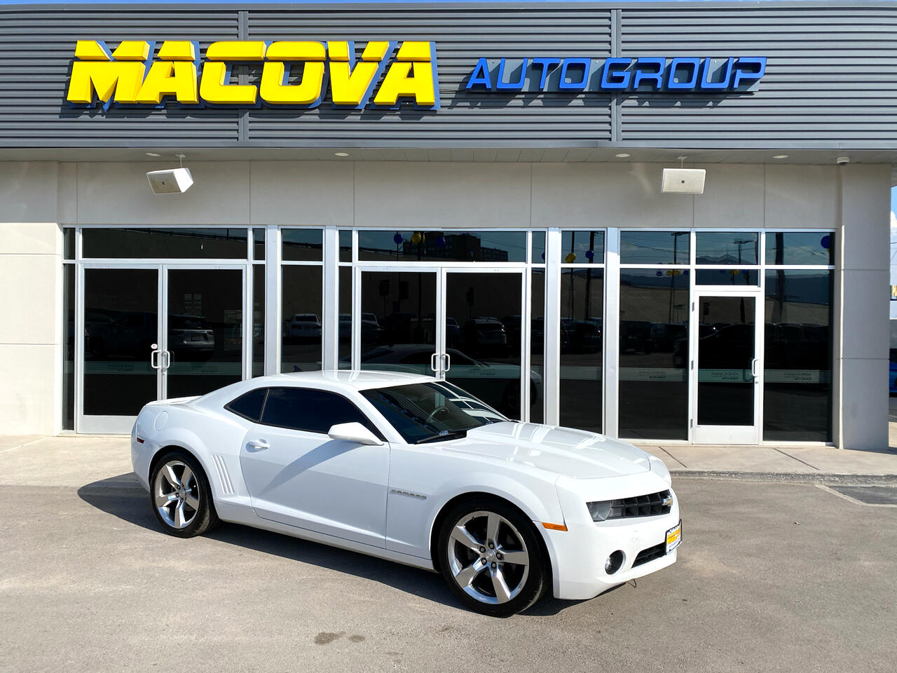 Chevrolet Camaro 2dr Coupe RS 2011