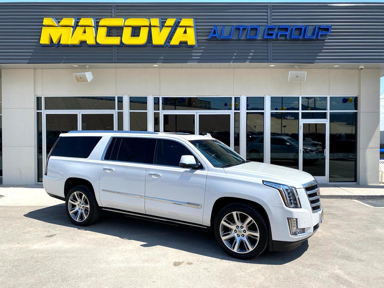 Cadillac Escalade ESV 2WD Premium 2016