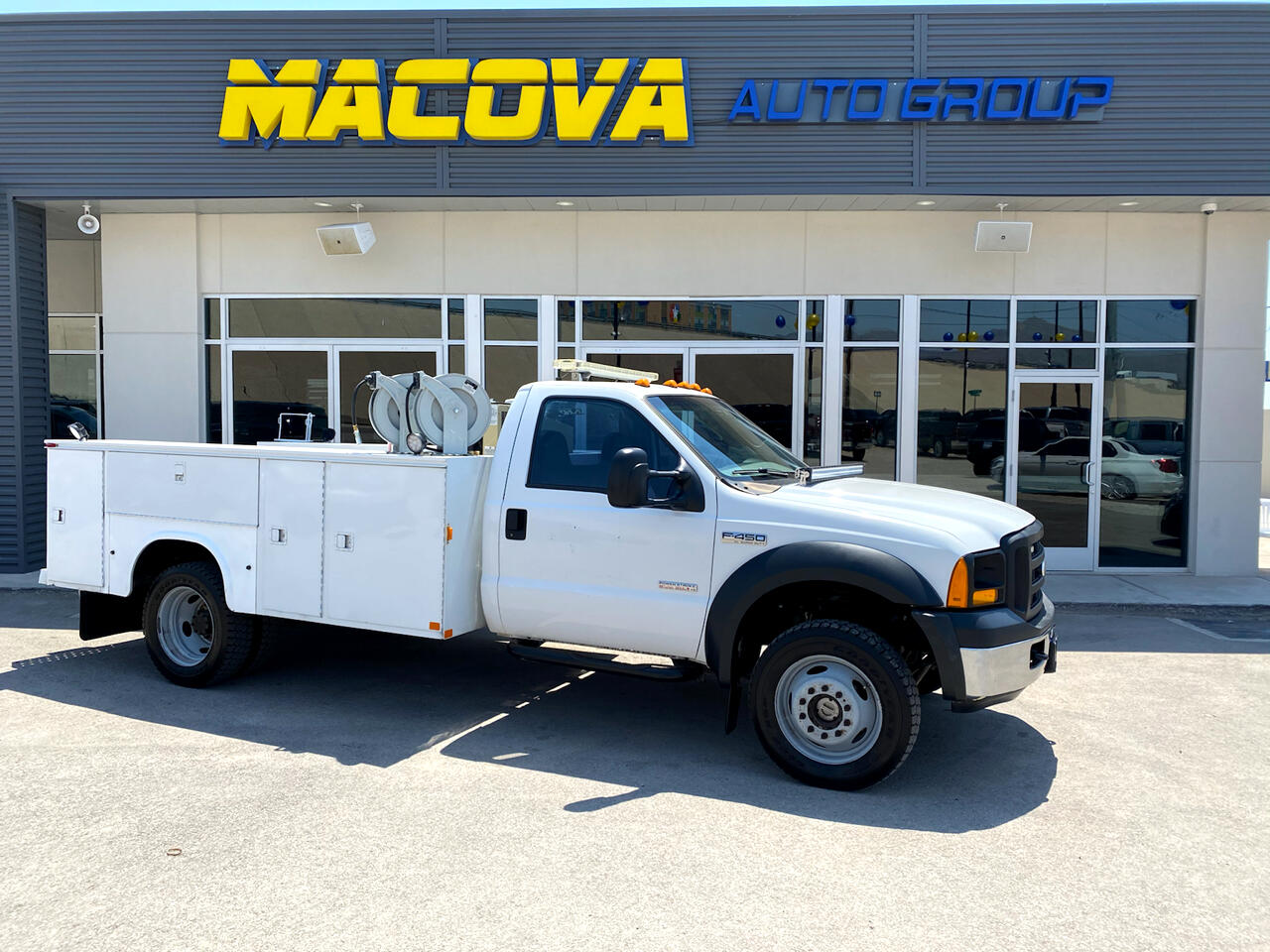 Ford F-450 SD DRW 4WD 2006