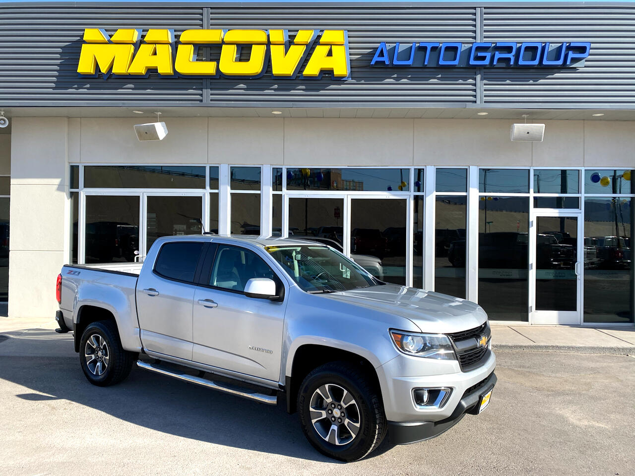 Chevrolet Colorado Z71 Crew Cab 4WD Long Box 2015