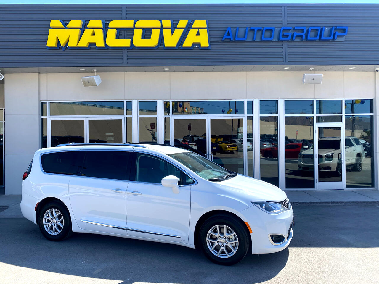 Chrysler Pacifica Touring-L 2020
