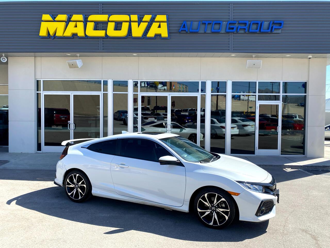 Honda Civic EX-T Coupe 6M 2018
