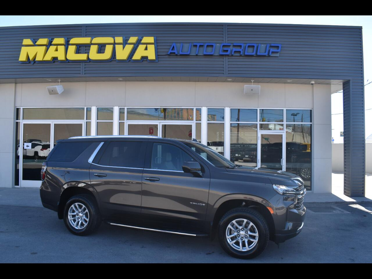 Chevrolet Tahoe 2WD 4dr LT 2021