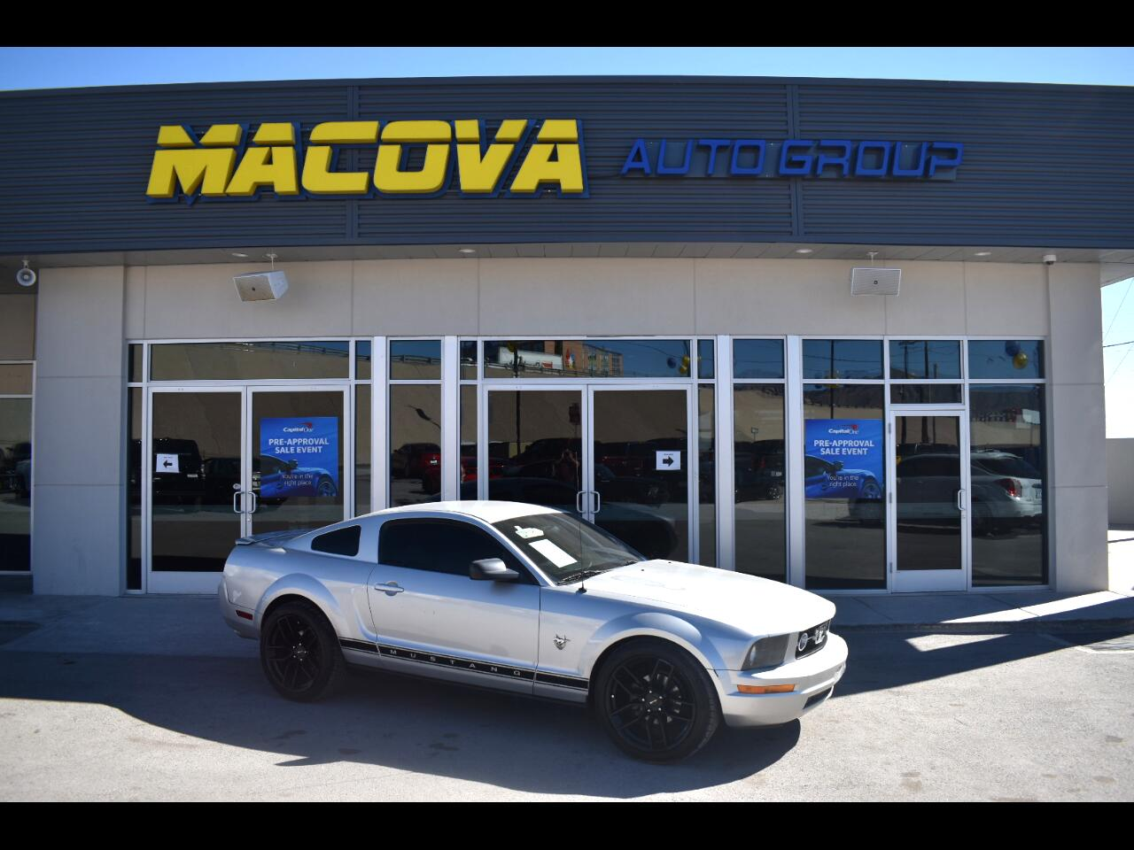 Ford Mustang 2dr Cpe 2009