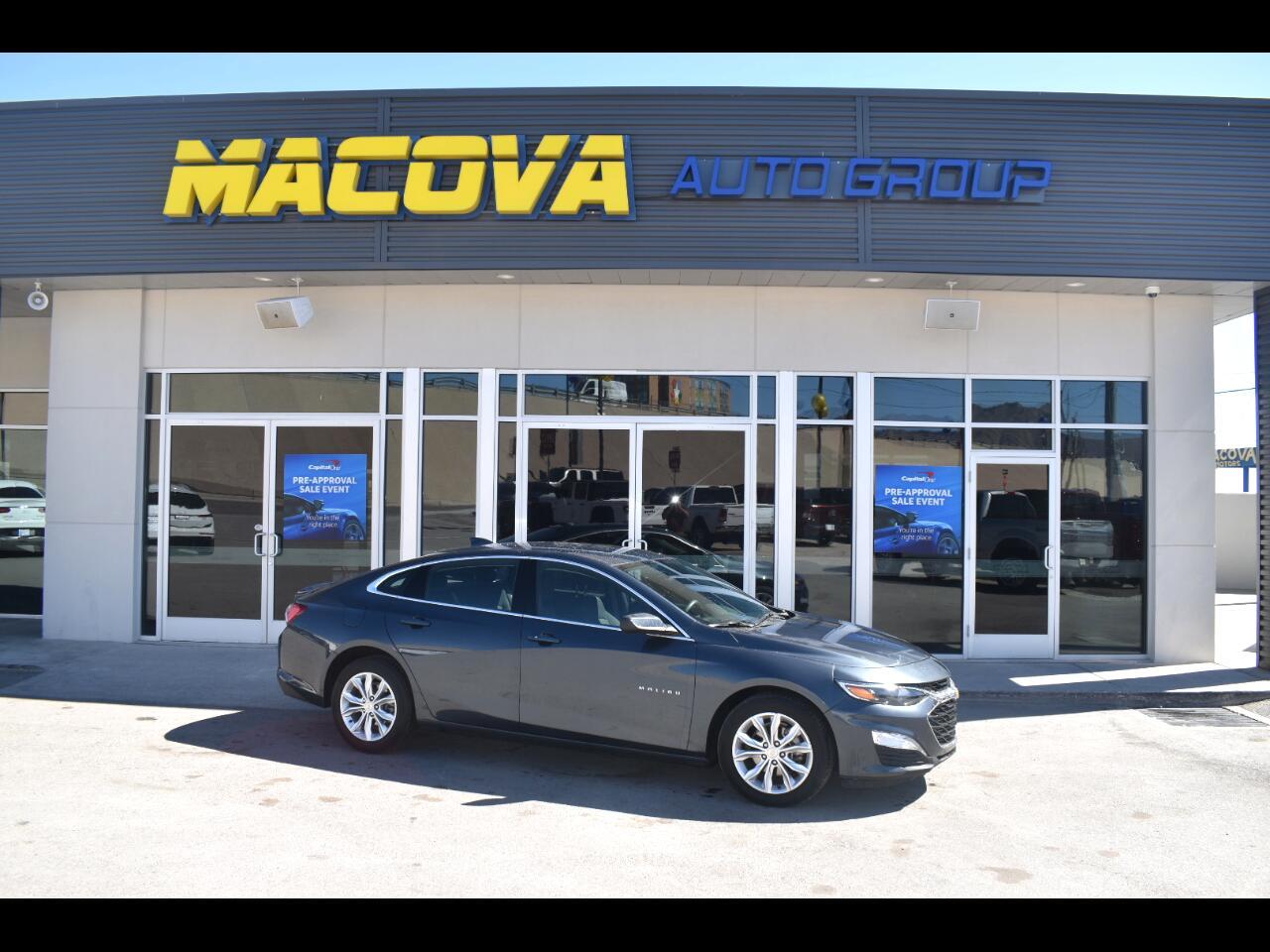 Chevrolet Malibu 4dr Sdn LT 2020