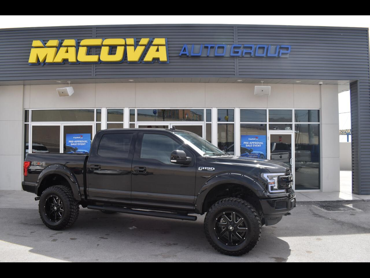 """Ford F-150 4WD SuperCab 133"""" Lariat 2020"""