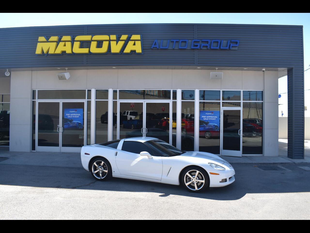 Chevrolet Corvette 2dr Cpe 2007