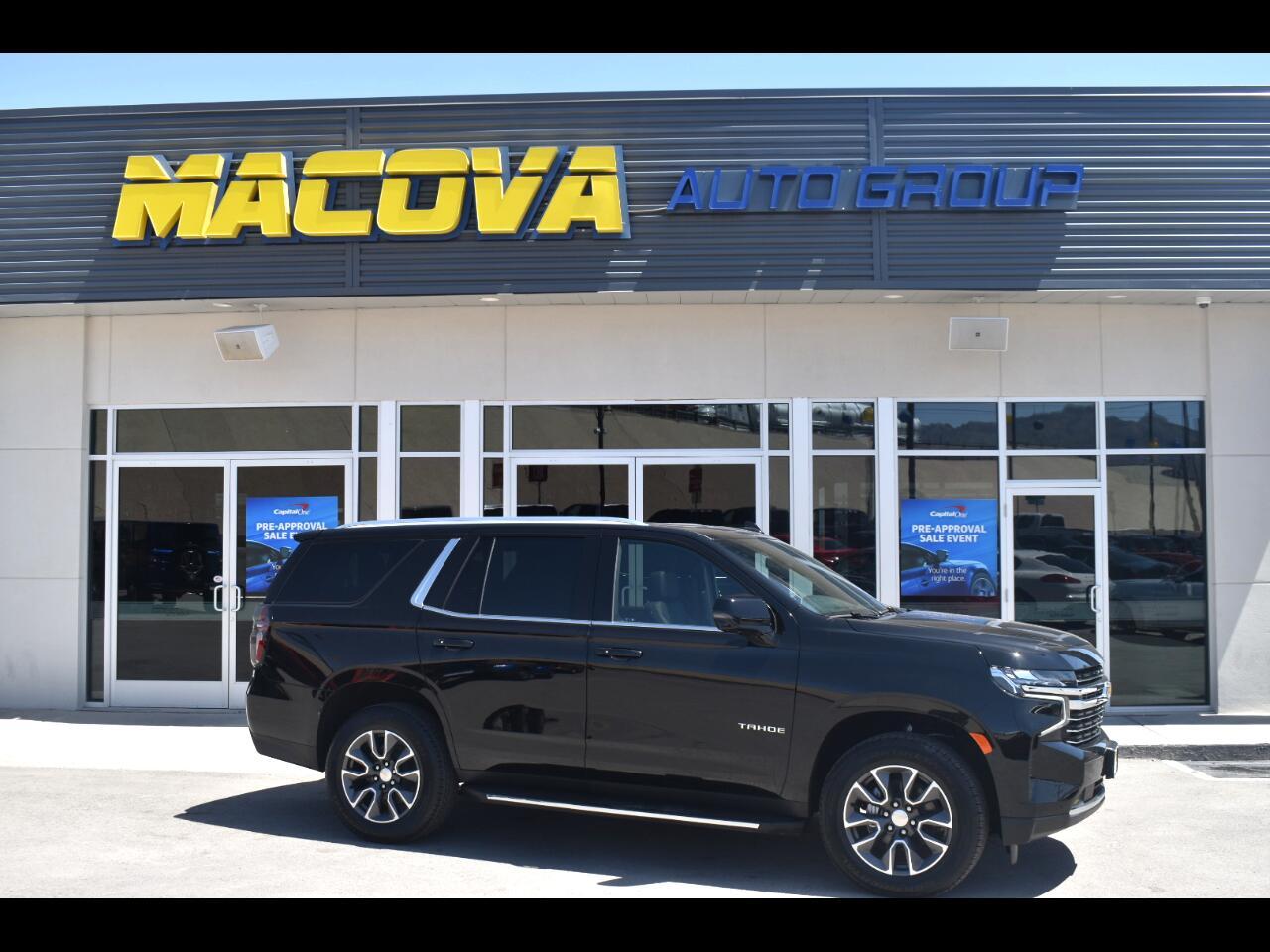 Chevrolet Tahoe 4WD 4dr LT 2021