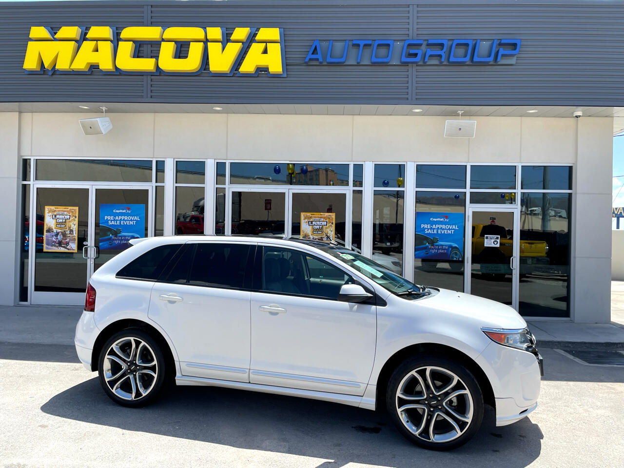 Ford Edge 4dr Sport FWD 2013