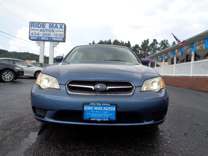 Subaru Legacy 2.5 i Special Edition 2007