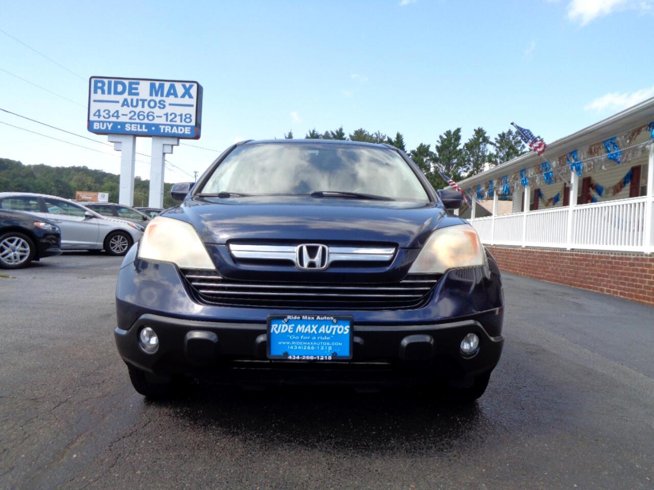 Honda CR-V 4WD 5dr EX-L 2007
