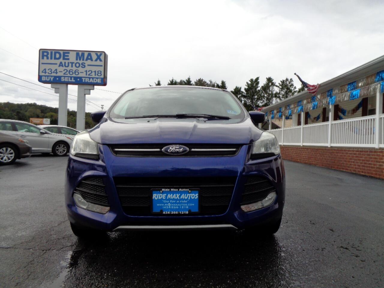 Ford Escape FWD 4dr SE 2013