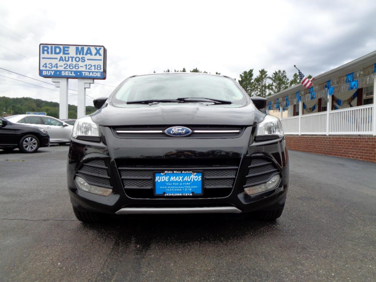 Ford Escape 4WD 4dr SE 2014