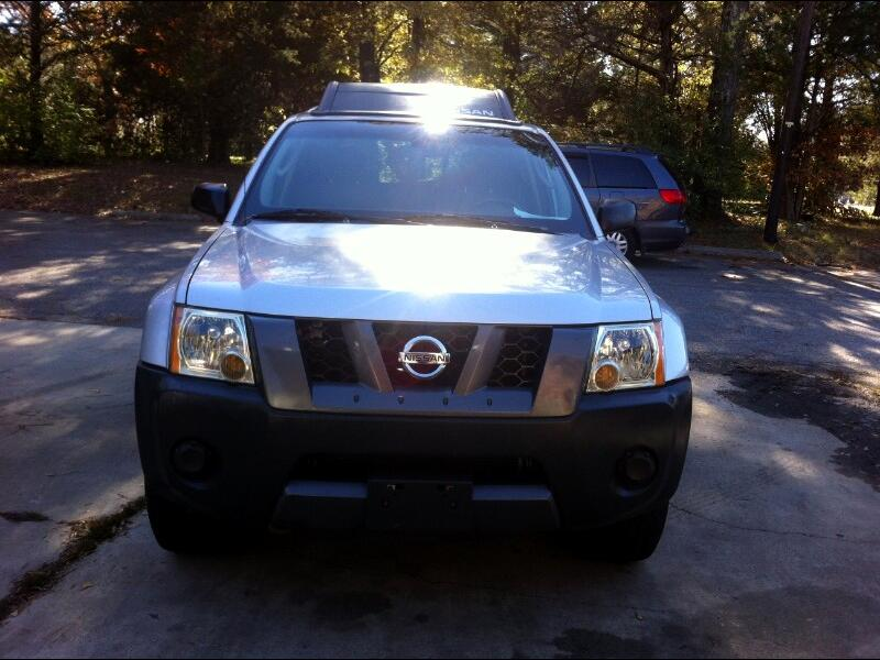 2008 Nissan Xterra SE 4WD