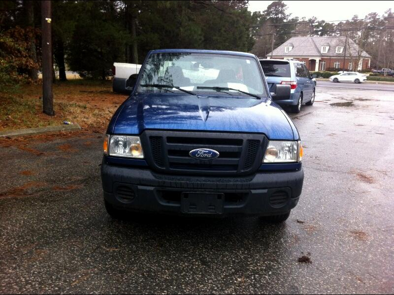2008 Ford Ranger  for sale VIN: 1FTYR10U38PA96274