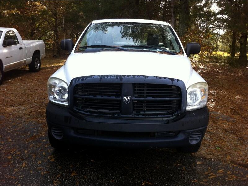 2007 Dodge Ram 1500 SLT 4WD