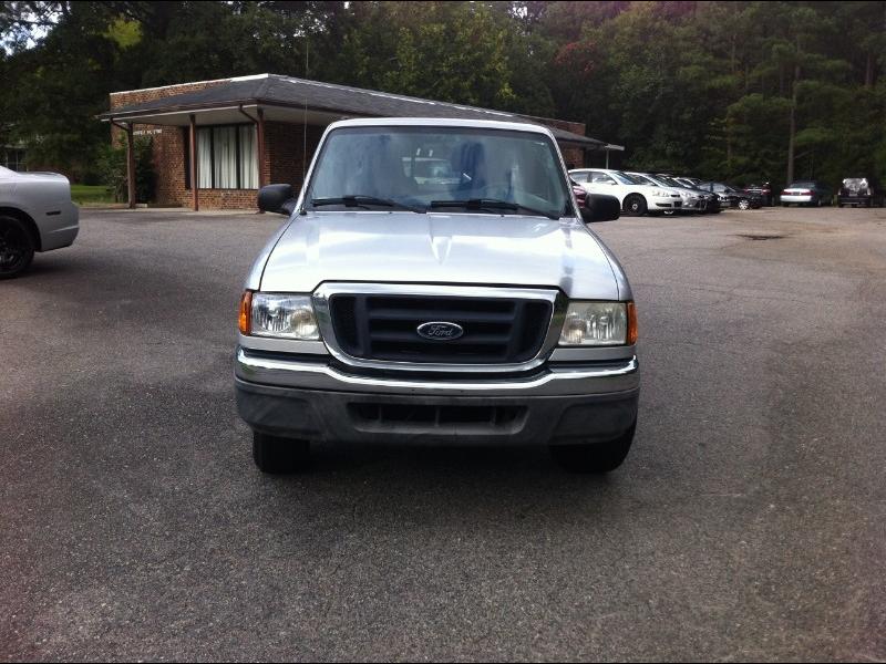 2004 Ford Ranger XL SuperCab 2WD