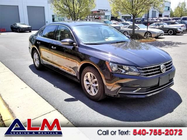2017 Volkswagen Passat 1.8T S AT
