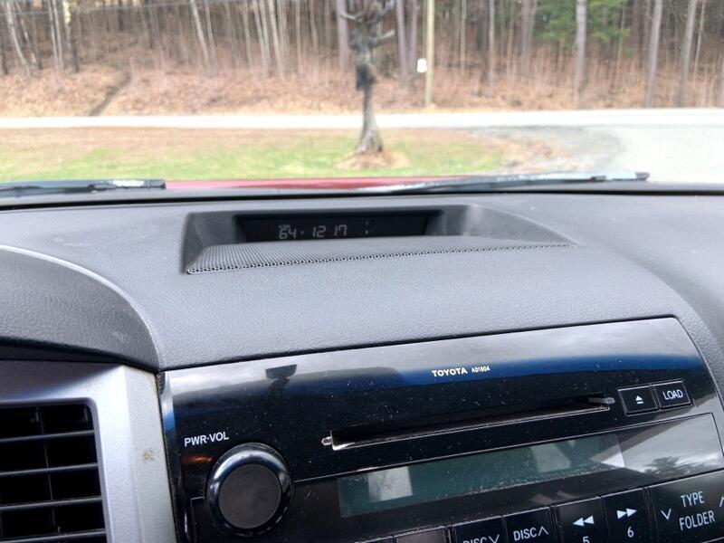 Toyota Tundra SR5 Double Cab 4.7L 4WD 2008