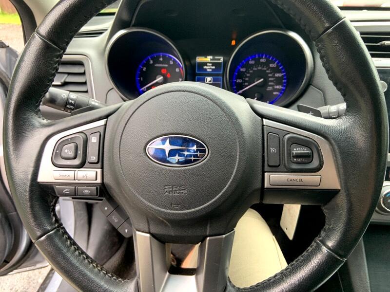 Subaru Outback 2.5i Premium 2015