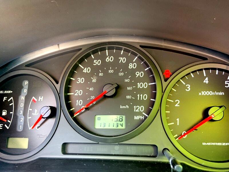 Subaru Impreza Wagon 2.5i 2007