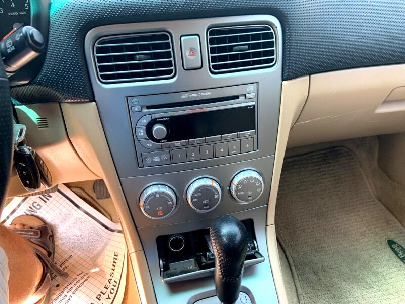 Subaru Forester 2.5 XS L.L.Bean Edition 2005