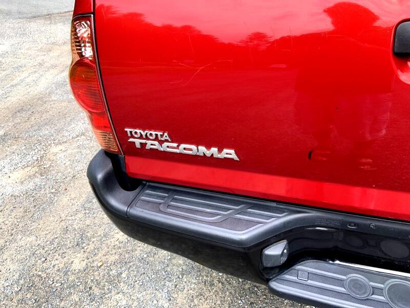 Toyota Tacoma Access Cab 4WD 2008