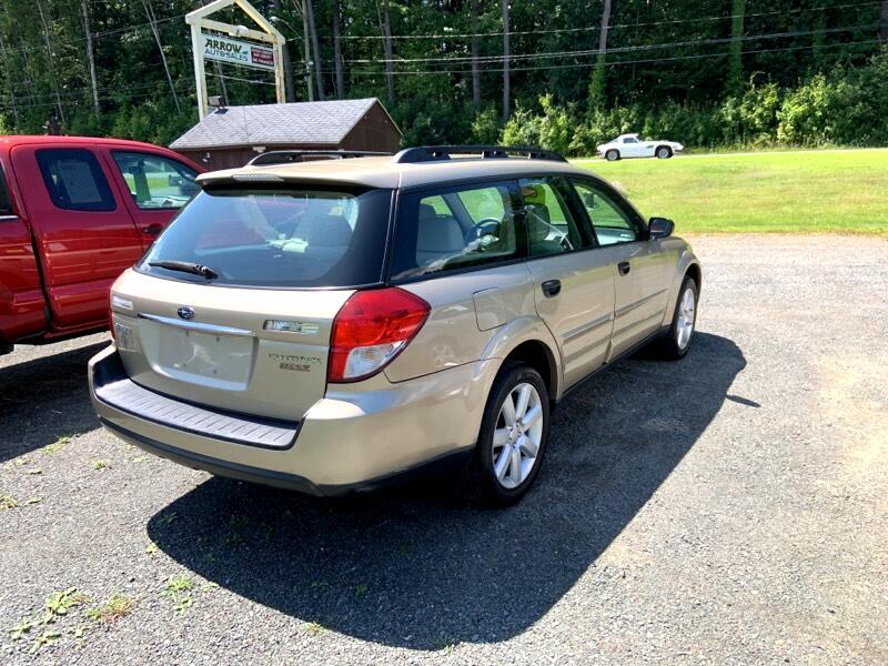 Subaru Outback 2.5i 2008