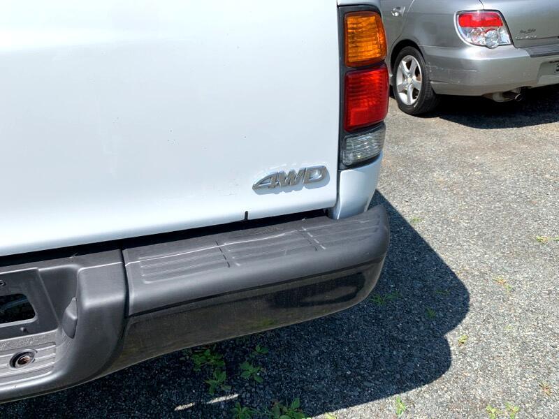 Toyota Tundra SR5 Access Cab 4WD 2004