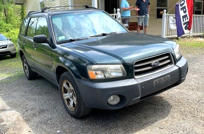 Subaru Forester 2.5 X 2005
