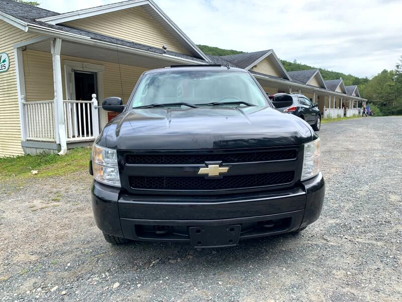 Chevrolet Silverado 1500 LTZ Ext. Cab Long Box 4WD 2009