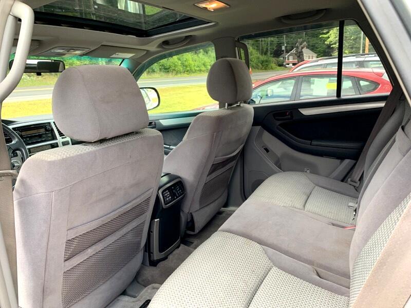 Toyota 4Runner Sport Edition V6 4WD 2005