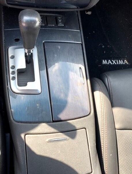 Nissan Maxima SV 2014