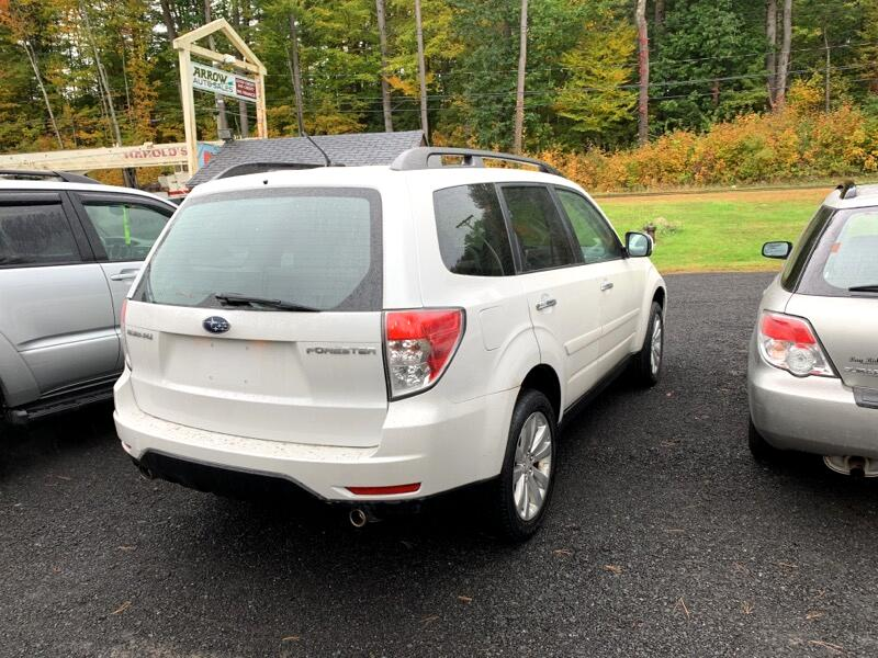 Subaru Forester 2.5X Limited 2013