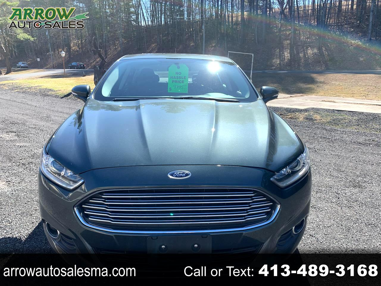 Ford Fusion Energi 4dr Sdn SE FWD 2015