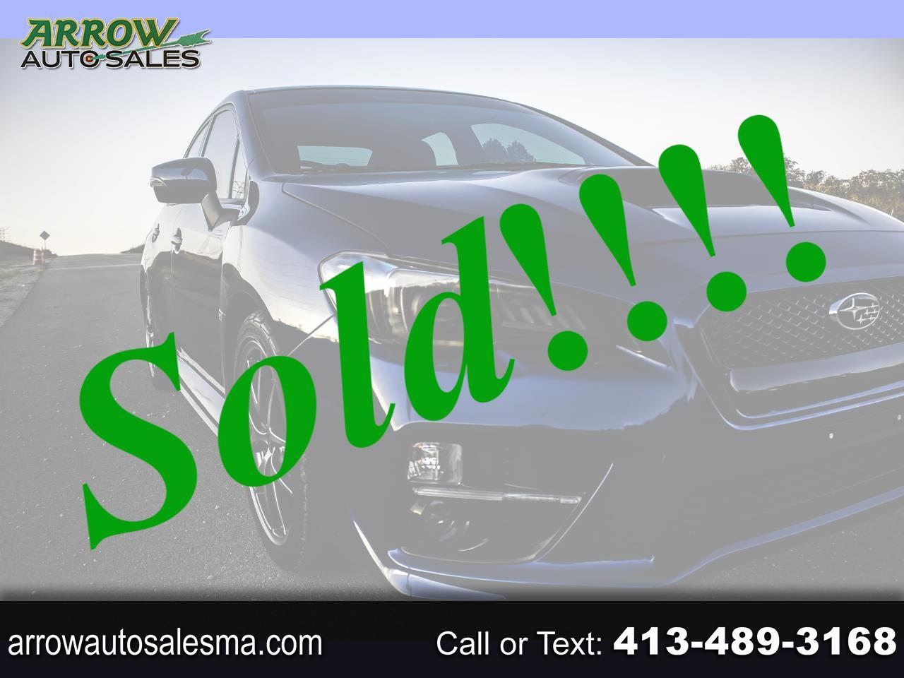 Subaru Outback 4dr Wgn H4 Man 2.5i Premium 2014