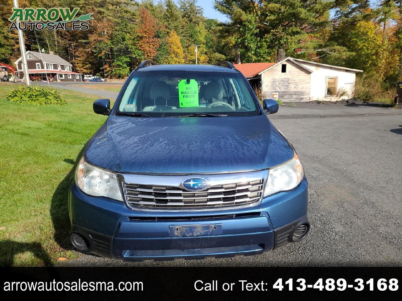 Subaru Forester 2.0 XT Premium 2009