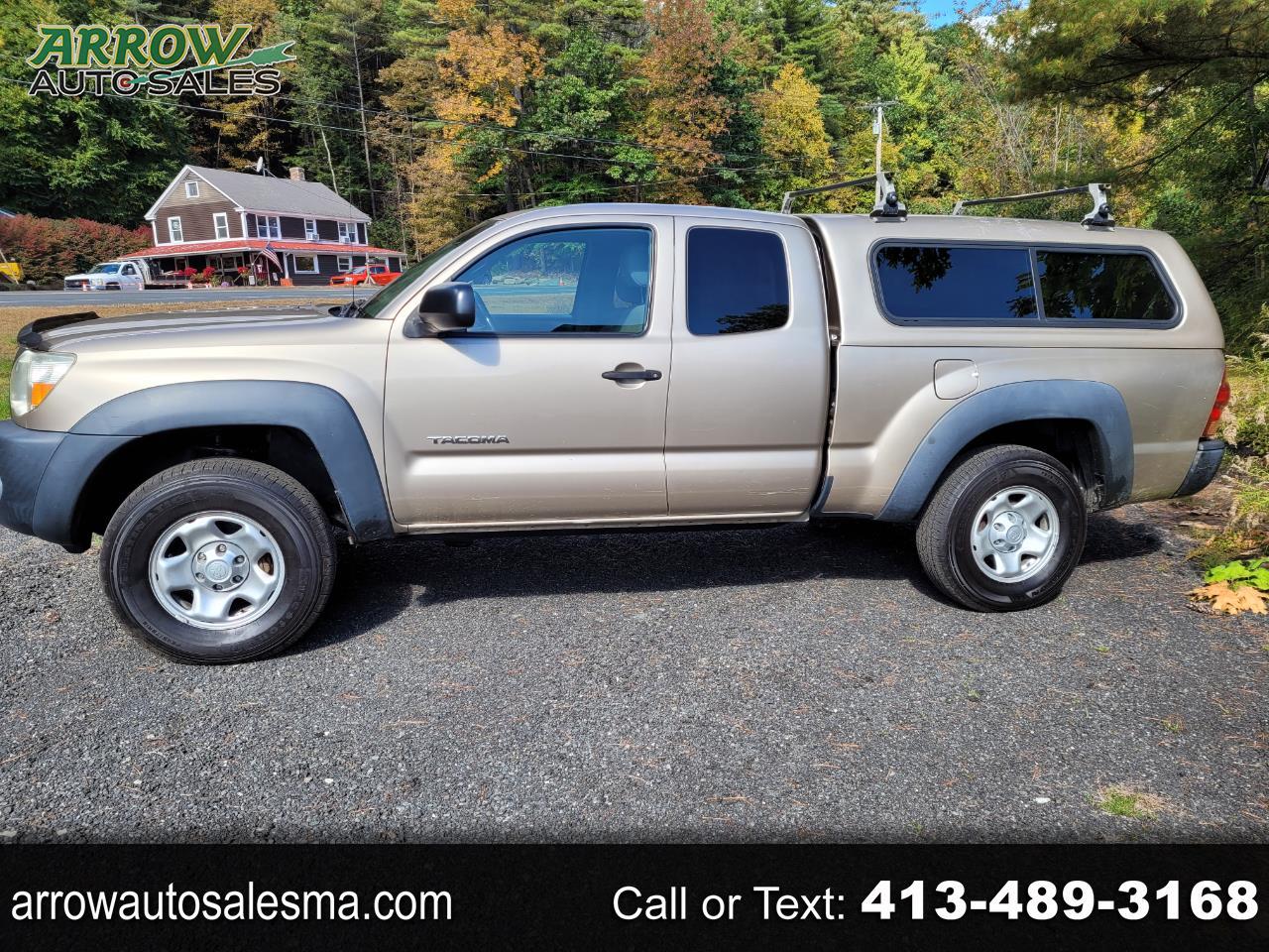Toyota Tacoma Access Cab 4WD 2007