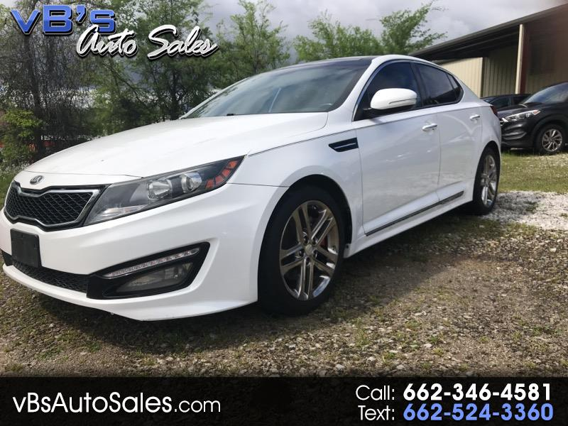 Kia Optima SXL Turbo 2013