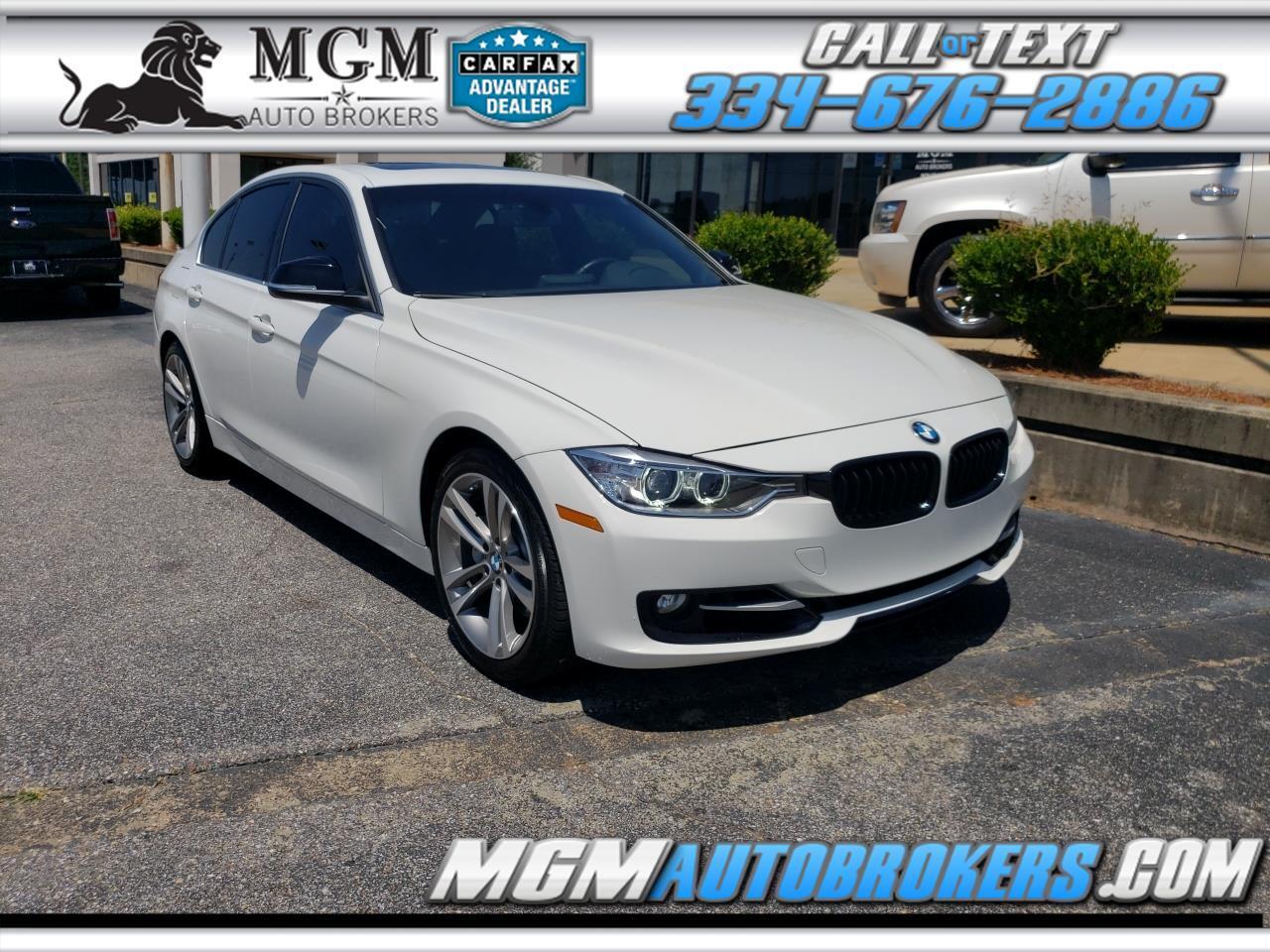 2015 BMW 3-Series I SPORT