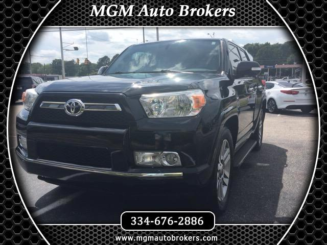 2011 Toyota 4Runner Limited 2WD