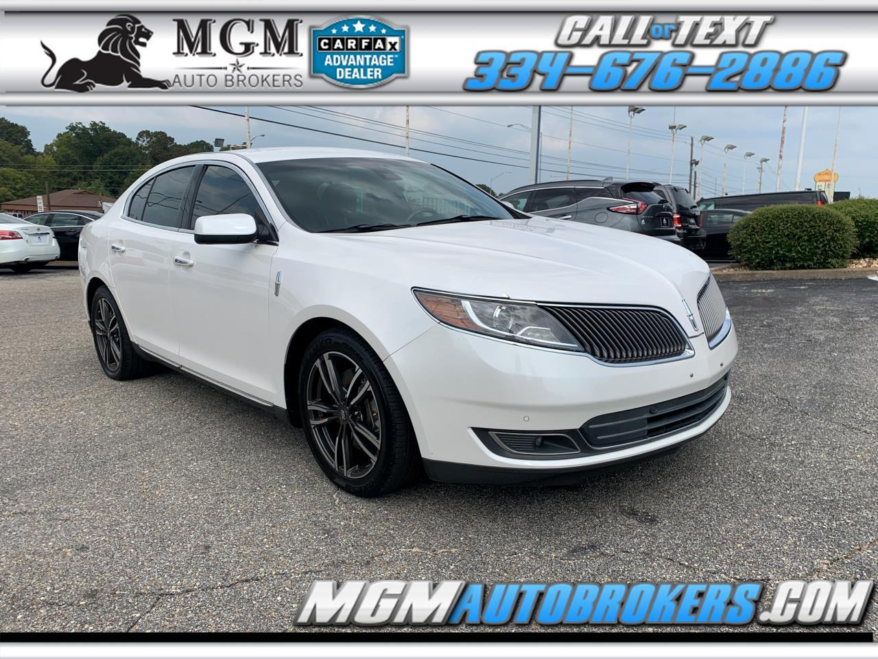 2013 Lincoln MKS 4dr Sdn FWD