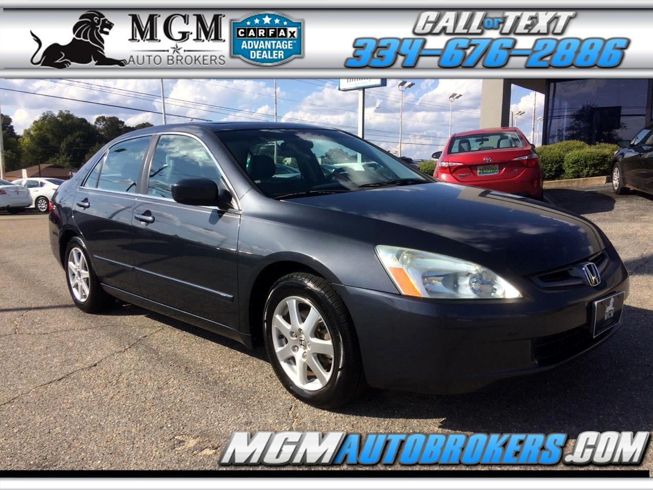 2005 Honda Accord Sdn EX