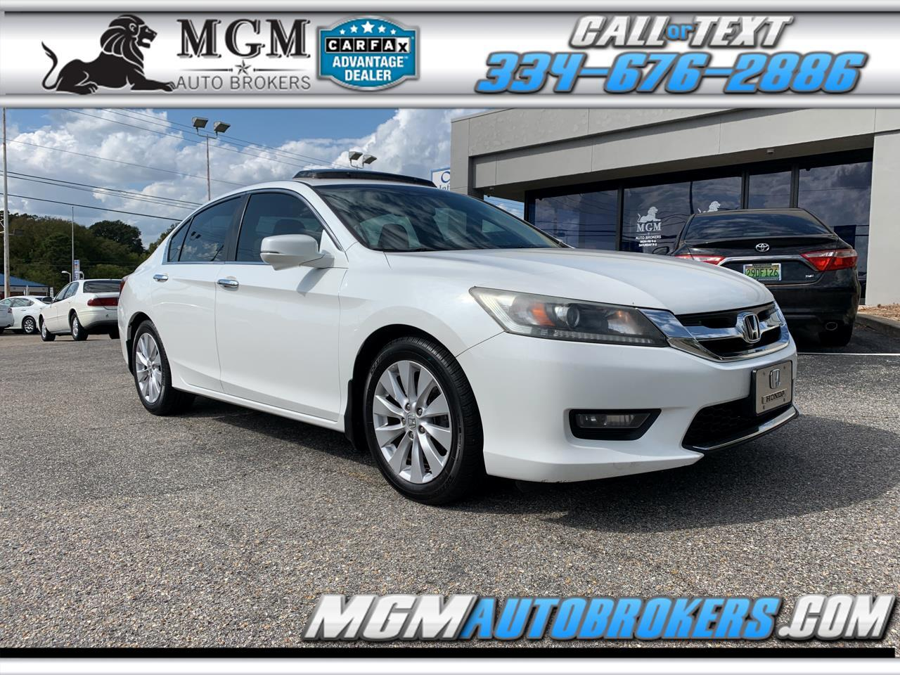 2014 Honda Accord Sedan EXL