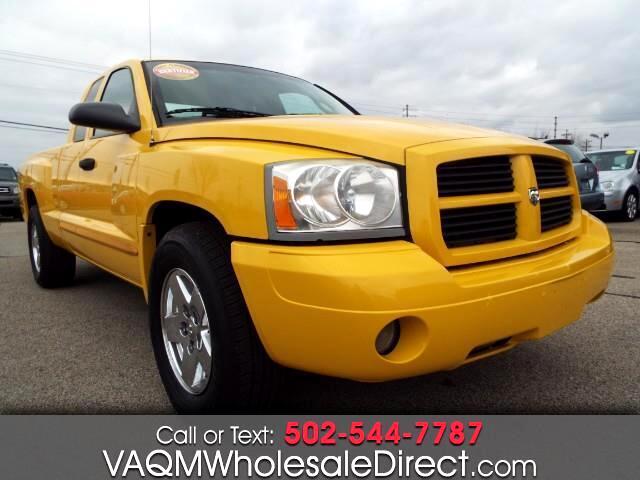 2006 Dodge Dakota SLT Club Cab 2WD